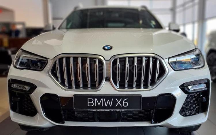 BMW X6 XDrive 40i 2021 года за 51 215 439 тг. в Караганда