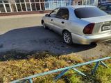 Chevrolet Lanos 2007 года за 420 000 тг. в Петропавловск – фото 5