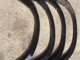 Накладки арки колеса за 40 000 тг. в Алматы – фото 2