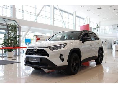 Toyota RAV 4 Style 2021 года за 17 490 000 тг. в Алматы