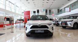 Toyota RAV 4 Style 2021 года за 17 490 000 тг. в Алматы – фото 2