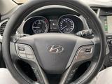 Hyundai Santa Fe 2018 года за 9 950 000 тг. в Алматы – фото 3