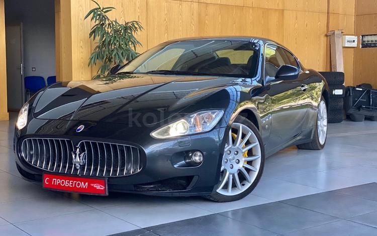 Maserati GranTurismo 2012 года за 25 999 999 тг. в Алматы