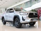 Toyota Hilux Elegance 2021 года за 22 350 000 тг. в Алматы – фото 2