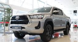Toyota Hilux Elegance 2021 года за 22 350 000 тг. в Алматы