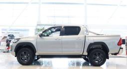 Toyota Hilux Elegance 2021 года за 22 350 000 тг. в Алматы – фото 4