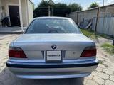 BMW 740 1997 года за 3 000 000 тг. в Алматы – фото 4