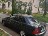 ВАЗ (Lada) 2170 (седан) 2008 года за 990 000 тг. в Костанай – фото 2