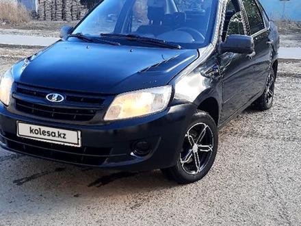 ВАЗ (Lada) 2190 (седан) 2013 года за 1 600 000 тг. в Уральск – фото 2