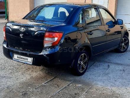 ВАЗ (Lada) 2190 (седан) 2013 года за 1 600 000 тг. в Уральск – фото 3