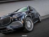 Mercedes-Maybach GLS 600 2020 года за 125 000 000 тг. в Алматы – фото 2