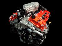Мотор 2gr-fe двигатель toyota camry 3.5л (тойота камри) за 100 000 тг. в Алматы