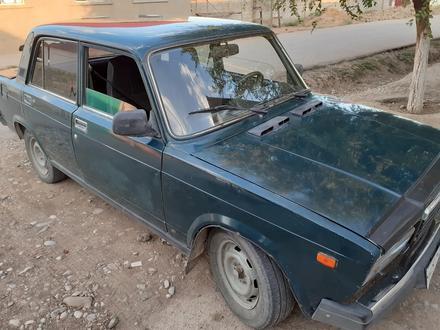 ВАЗ (Lada) 2107 2006 года за 450 000 тг. в Арысь – фото 14