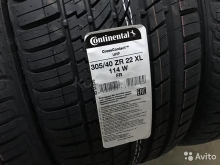 Шины Continental 305/40/r22 UHP за 145 000 тг. в Алматы – фото 2