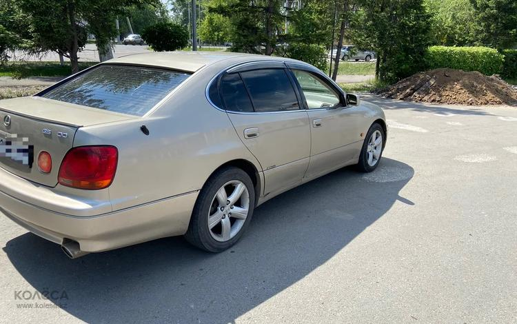 Lexus GS 300 1998 года за 3 400 000 тг. в Петропавловск