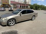 Lexus GS 300 1998 года за 3 400 000 тг. в Петропавловск – фото 5