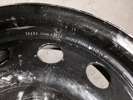 Железные диски R15 за 9 990 тг. в Нур-Султан (Астана) – фото 3