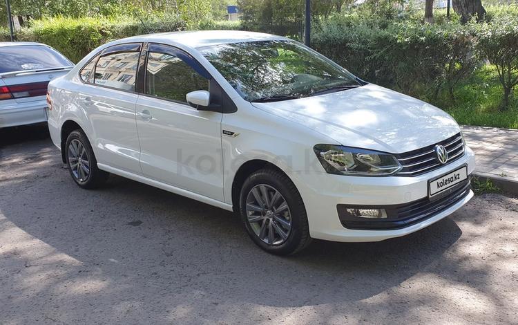 Volkswagen Polo 2019 года за 6 300 000 тг. в Нур-Султан (Астана)