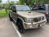 Nissan Patrol 2004 года за 5 300 000 тг. в Алматы – фото 2