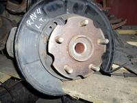 Задняя левая ступица на Toyota Rav 4 за 555 тг. в Костанай