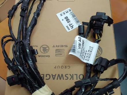 Жгут проводов для бампера 7p6971095m 7p6 971 095 M за 56 000 тг. в Алматы – фото 9