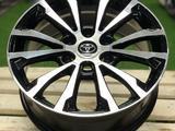 R17 диски Toyota Land Cruiser Prado 155/150/120/95 за 155 000 тг. в Алматы – фото 2