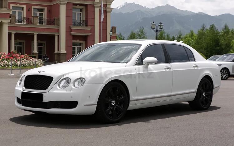 Bentley Continental Flying Spur 2006 года за 9 500 000 тг. в Алматы