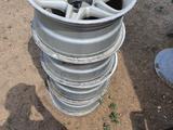 Диски 16 от хайлендр 6 болтов за 60 000 тг. в Актобе – фото 2