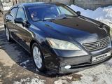 Lexus ES 350 2008 года за 6 300 000 тг. в Алматы – фото 2