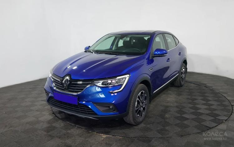 Renault Arkana Style TCe 150 2021 года за 9 960 000 тг. в Актобе