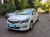 Hyundai Solaris 2015 года за 4 500 000 тг. в Тараз