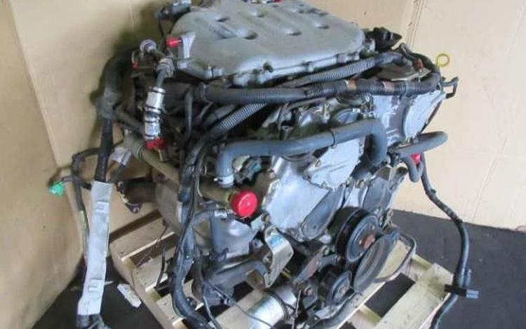 Мотор Nissan VQ35 за 38 000 тг. в Алматы