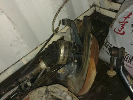 Ступица подшипником привод суппорт тормозн диск рычаг рул колон замок… за 15 555 тг. в Алматы