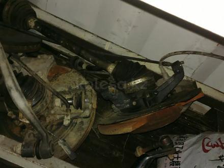 Ступица подшипником привод суппорт тормозн диск рычаг рул колон замок… за 15 555 тг. в Алматы – фото 2