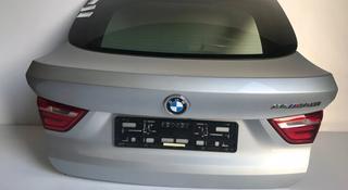 Крышка багажника BMW x4 g02 за 460 000 тг. в Нур-Султан (Астана)