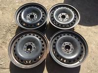 Оригинальные металлические диски на автомашину Ford Mondeo (R16 5*1 за 35 000 тг. в Нур-Султан (Астана)
