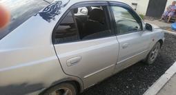 Hyundai Accent 2000 года за 800 000 тг. в Актобе – фото 5