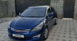 Hyundai Accent 2014 года за 4 100 000 тг. в Шымкент