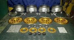 Полимерная (порошковая) покраска, ремонт дисков, аргон, полировка полок в Алматы
