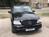Mercedes-Benz ML 430 1999 года за 3 900 000 тг. в Нур-Султан (Астана)