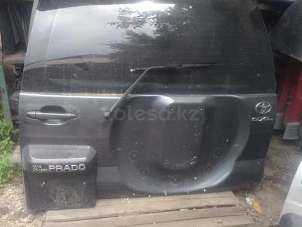 Крышка багажника Toyota L C Prado за 777 тг. в Алматы