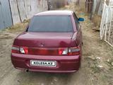 ВАЗ (Lada) 2110 (седан) 2004 года за 550 000 тг. в Уральск – фото 2