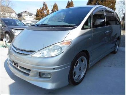 Toyota Estima 2004 года за 2 500 000 тг. в Алматы – фото 3