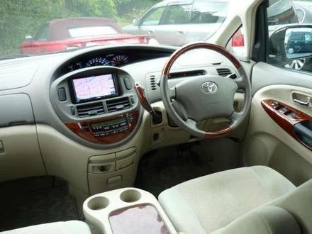 Toyota Estima 2004 года за 2 500 000 тг. в Алматы – фото 8
