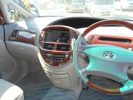 Toyota Estima 2004 года за 2 500 000 тг. в Алматы – фото 10