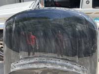 Капот в черном цвете Range Rover за 70 000 тг. в Алматы