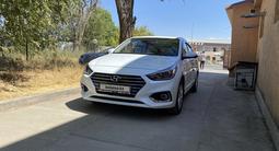 Hyundai Accent 2019 года за 6 500 000 тг. в Шымкент – фото 2