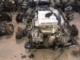 Двигатель Toyota Harier за 400 000 тг. в Алматы – фото 3