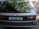 Volkswagen Passat 1990 года за 1 400 000 тг. в Шымкент – фото 2
