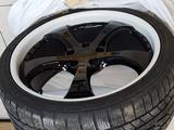Диски с зимней резиной для Porsche, Audi, WV R22 за 699 000 тг. в Караганда – фото 5